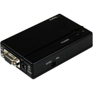 StarTech.com High Resolution VGA to Composite (RCA) or S-Video Conver