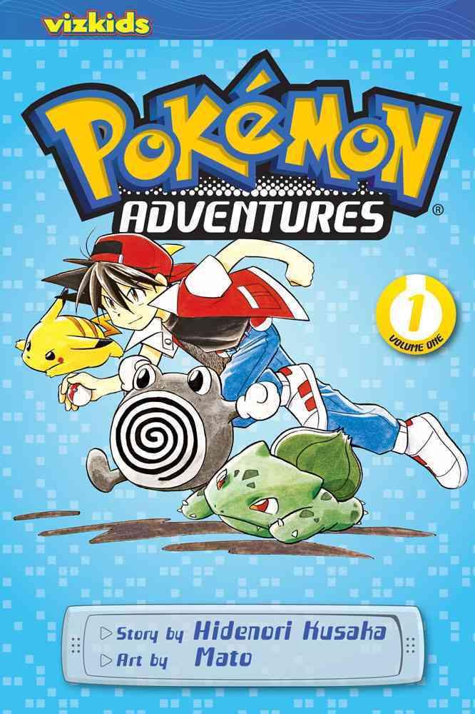 Pokemon Adventures 1 (Paperback)