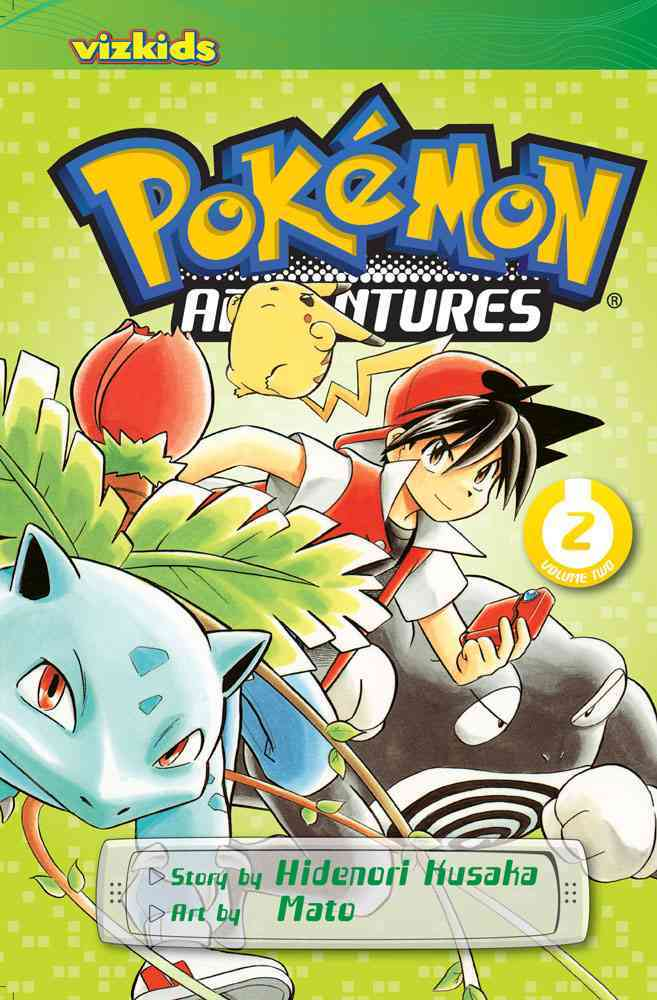 Pokemon Adventures 2 (Paperback)