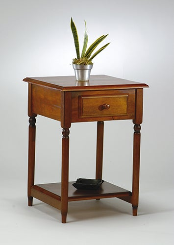 Office Star Knob Hill Accent Table