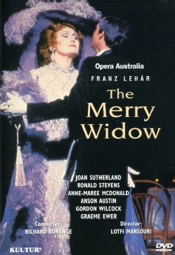 Lehar: Merry Widow (DVD)