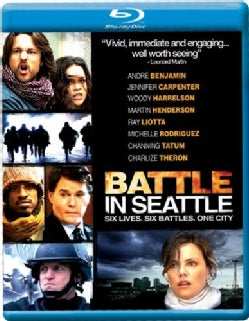 Battle In Seattle (Blu-ray Disc)