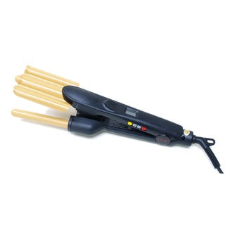 Farouk CHI Auto Digital Ceramic 3-barrel Waver
