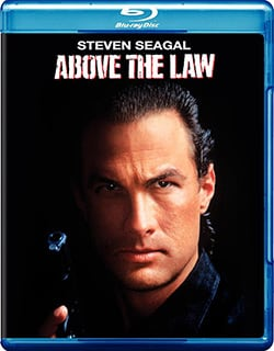 Above the Law (Blu-ray Disc)