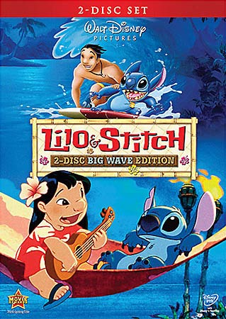 Lilo & Stitch: Big Wave Edition (DVD)