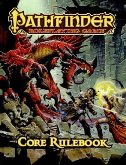 Pathfinder Roleplaying Game: Core Rulebook (Hardcover)