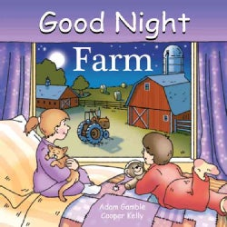 Good Night Farm (Board book)