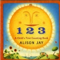 1 2 3 A Child's First Counting Book (Board book)