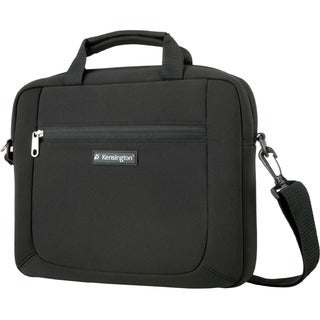 "Kensington SP12 Carrying Case (Sleeve) for 12"" Notebook - Black"