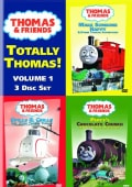 Thomas & Friends: Totally Thomas Vol 1 (DVD)