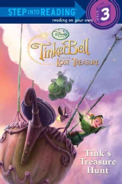 Tink's Treasure Hunt (Paperback)