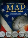 Statehood Quarters Map (Hardcover)