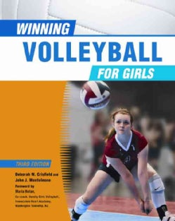 Winning Volleyball for Girls (Hardcover)