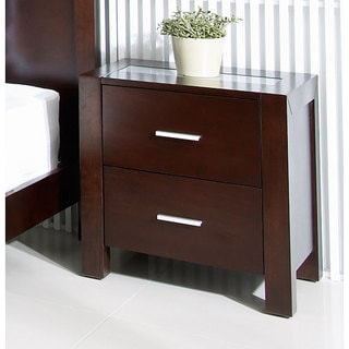 Abbyson Living Hamptons 2-drawer Nightstand