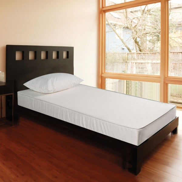 Select Luxury Dorm Reversible 7.5-inch Medium Firm Twin XL-size Foam Mattress