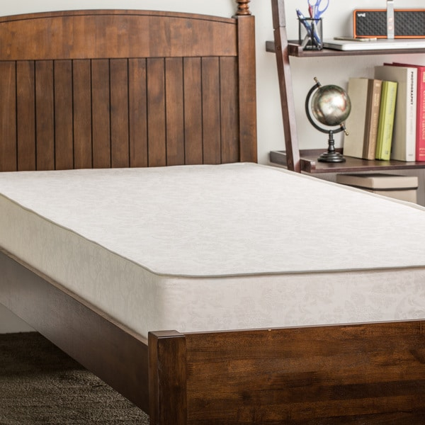 Select Luxury Reversible 7.5-inch Medium Firm Queen-size Foam Mattress