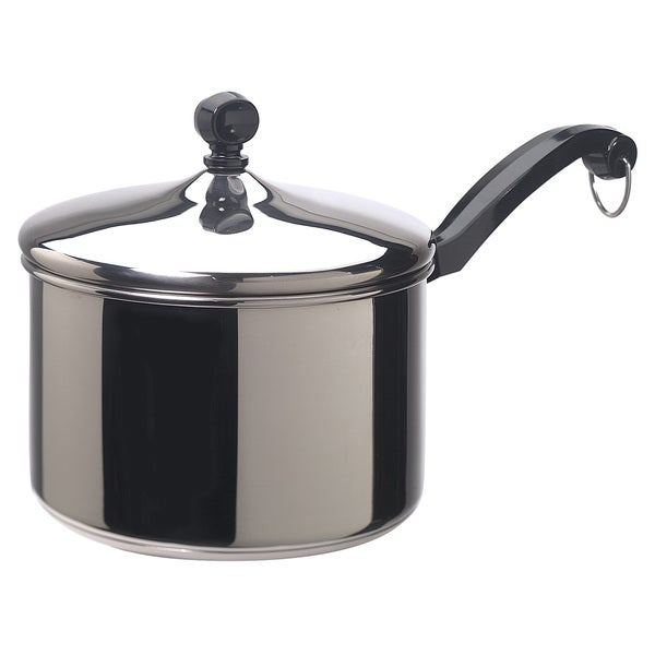 Faberware 3-quart Covered Saucepan