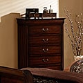Madison Louis Philippe 5-drawer Chest