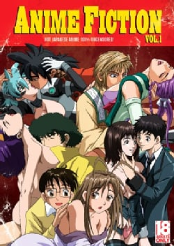 Anime Fiction DVD 1 (DVD)