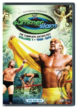 WWE Summerslam: The Complete Anthology Volume 1 (DVD)