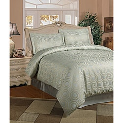 Graphix Spa 3-piece Duvet Cover