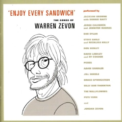 ENJOY EVERY SANDWICH: THE SONGS OF WARREN ZEVON - ENJOY EVERY SANDWICH: THE SONGS OF WARREN ZEVON