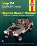 Jeep Cj 1949 Thru 1986: All Models (Paperback)