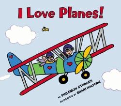 I Love Planes (Hardcover)
