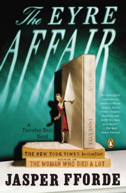The Eyre Affair: A Novel (Paperback)