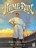 Home Run: The Story of Babe Ruth (Paperback)