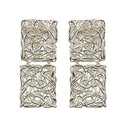 Sterling Silver 'Energized' Earrings (Indonesia)