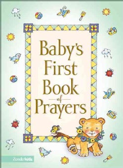 Babys First Book of Prayers (Hardcover)