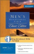 Men's Devotional Bible (Hardcover)