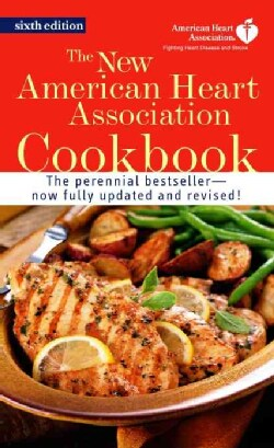 The New American Heart Association Cookbook (Paperback)