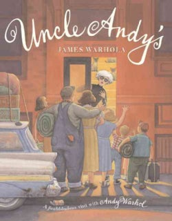 Uncle Andy's: A Faabbbulous Visit With Andy Warhol (Hardcover)