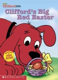 Clifford's Big Red Easter (Board book)
