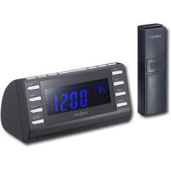 Insignia NS-CLW01 Black Weather Band Tuner Clock Radio (Refurbished)