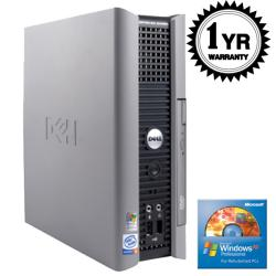 Dell GX620 Pentium D 2.8Ghz Dual Core Computer (Refurbished)