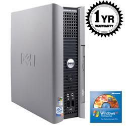 Dell GX620 Pentium D 2.8Ghz Dual Core Computer (Refurbished)