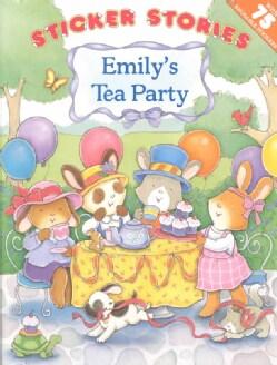 Emily's Tea Party (Paperback)
