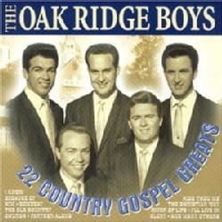 Oak Ridge Boys - 22 Country Gospels