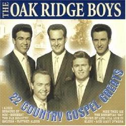 Oak Ridge Boys - 22 Country Gospels
