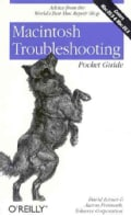 Macintosh Troubleshooting Pocket Guide (Paperback)
