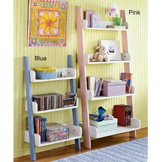 Kids' Four-tier Shelf