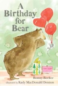 A Birthday for Bear (Hardcover)