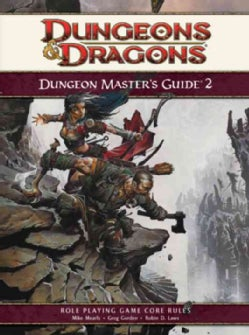 Dungeon Master's Guide 2: Roleplaying Game Supplement (Hardcover)