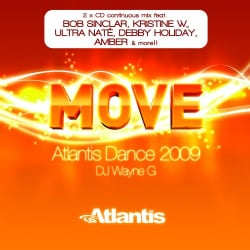DJ Wayne G - Move Vol 2: Atlantis Dance