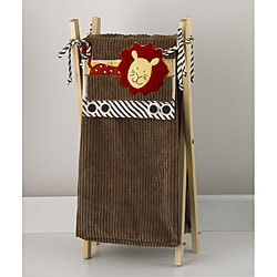 Cotton Tale Animal Tracks Framed Hamper