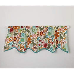 Cotton Tale Lizzie Window Valance