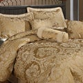 Halifax 7-piece Gold Comforter Set